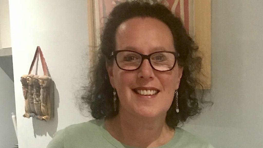 Jenny Harris, freelance drama facilitator