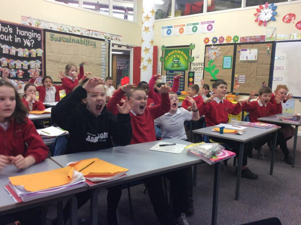 Armchair Adventures Live Online primary schools