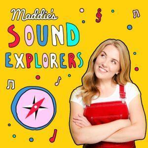 maddies sound explorers artwork