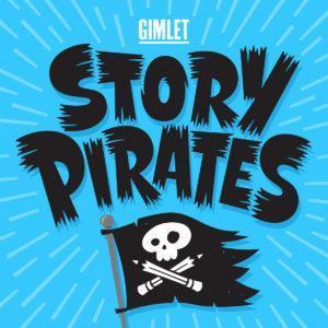 story pirates podcast artwork
