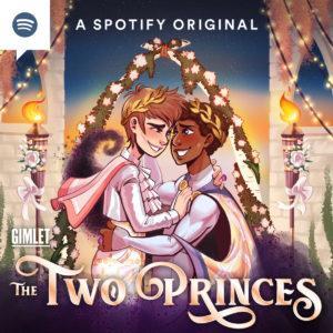 the two princes artwork