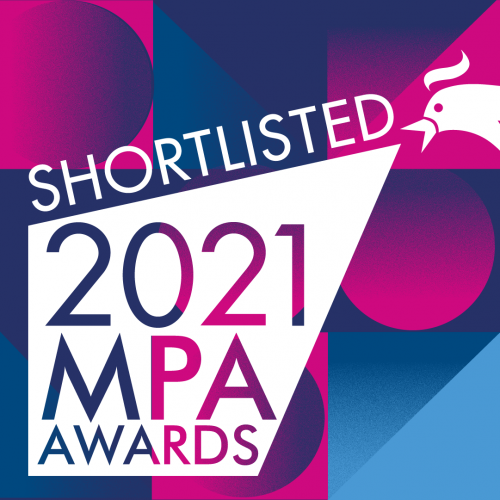 Shortlisted for MPA award Armchair Adventures